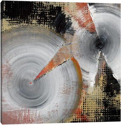 Circle Abstract I Canvas Art Print