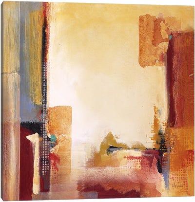 Jazz Notes I Canvas Art Print