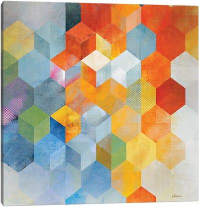 Cubitz I Canvas Art Print