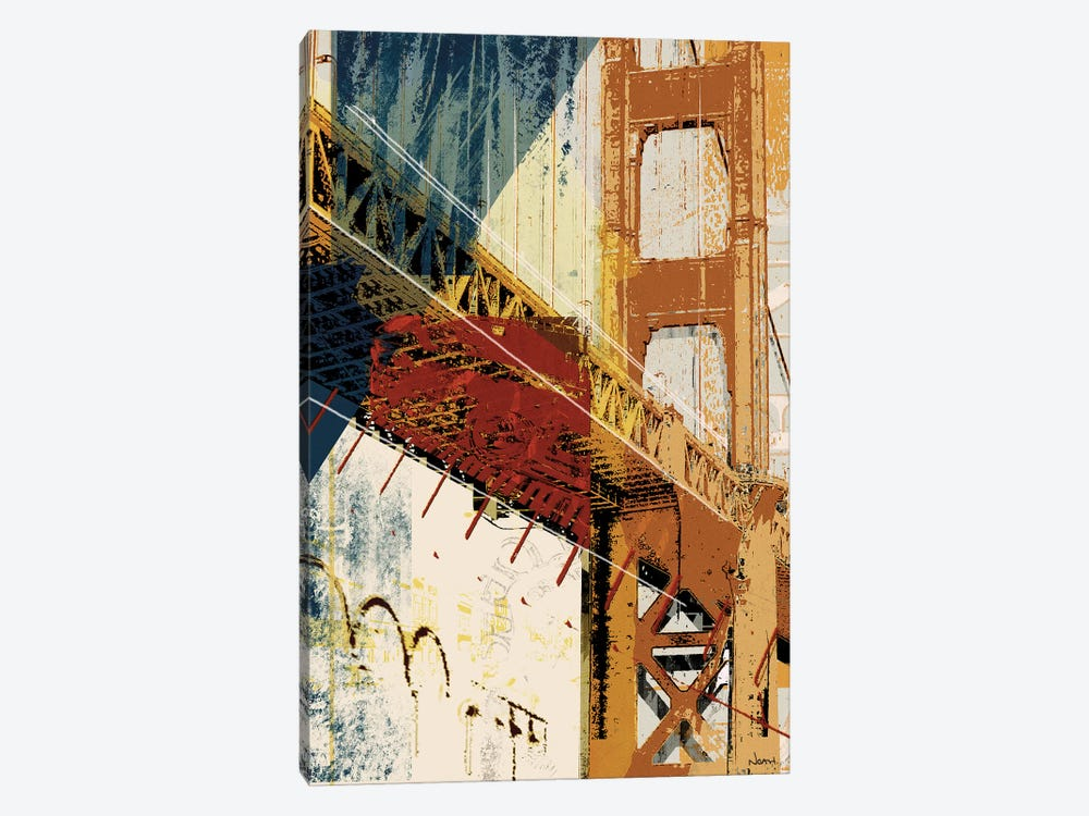 Into Manhattan I by NOAH 1-piece Canvas Wall Art