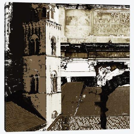Architectural Renaissance II Canvas Print #NOH6} by NOAH Canvas Artwork