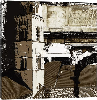 Architectural Renaissance II Canvas Art Print