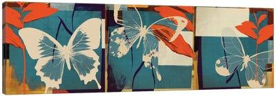 Butterflies Viola Canvas Art Print