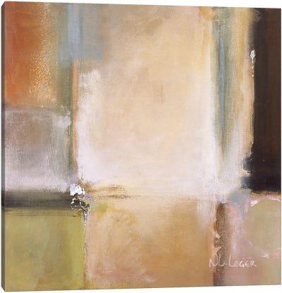 Calm Waters I Canvas Art Print