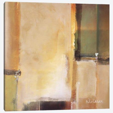 Calm Waters II Canvas Print #NOH9} by NOAH Canvas Art Print