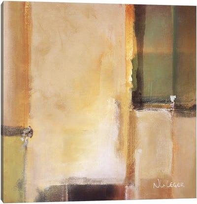 Calm Waters II Canvas Art Print