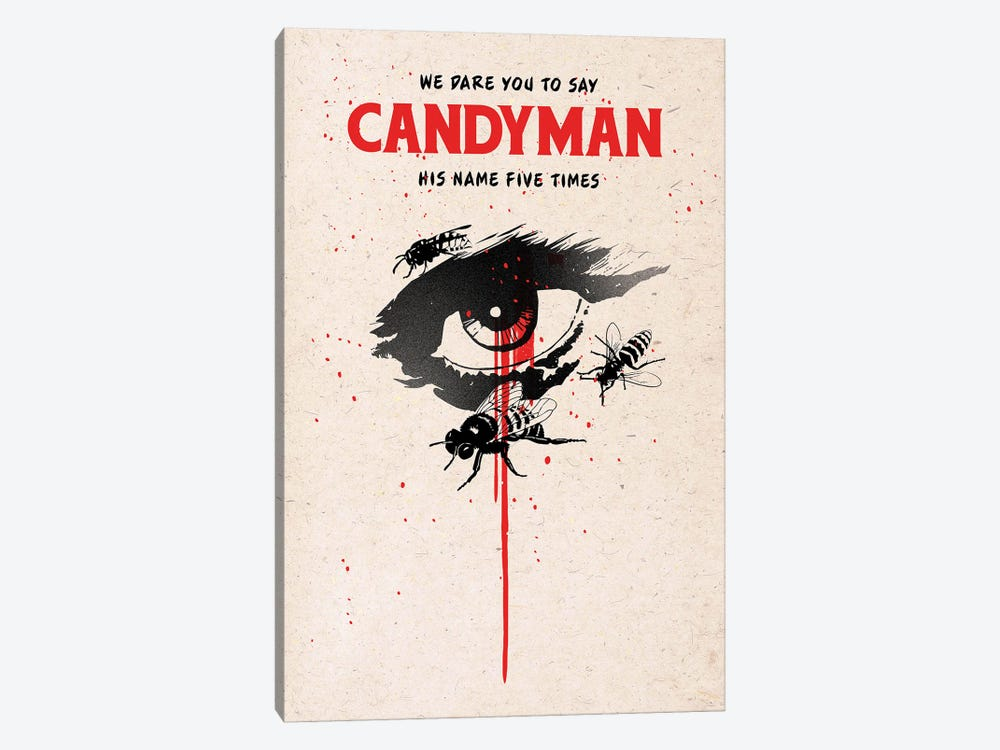 Candyman Movie Art by 2Toastdesign 1-piece Art Print