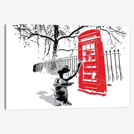 E.T. Home Phone Canvas Print #NOJ31} by 2Toastdesign Canvas Print