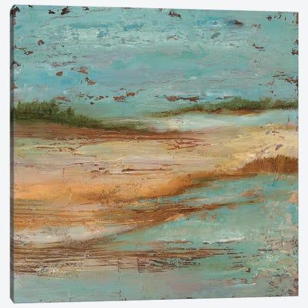 Sunset Lake II Canvas Print #NOL11} by Norm Olson Canvas Art Print