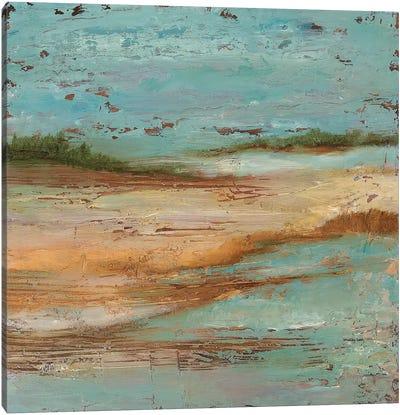 Sunset Lake II Canvas Art Print