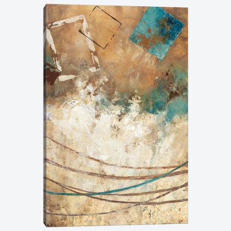 Wind Swept I Canvas Print #NOL12} by Norm Olson Art Print
