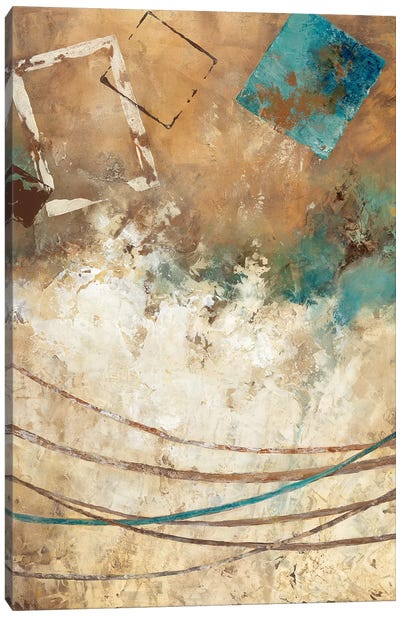 Wind Swept I Canvas Art Print