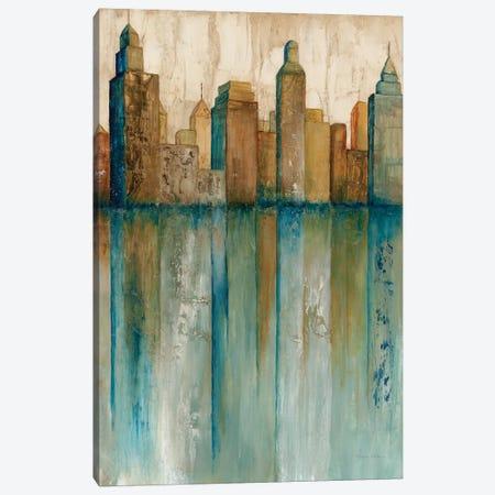 City VIew I Canvas Print #NOL1} by Norm Olson Canvas Art Print