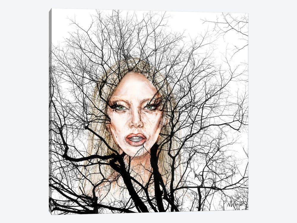 GaGa Wisdom Veins by Notsniw Art 1-piece Art Print