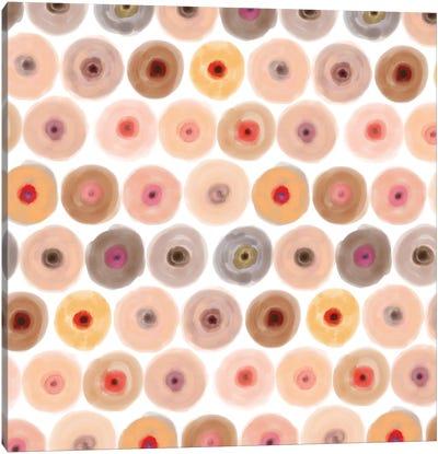 Boobs Multicultural Diversity Breasts Nipples Canvas Art Print