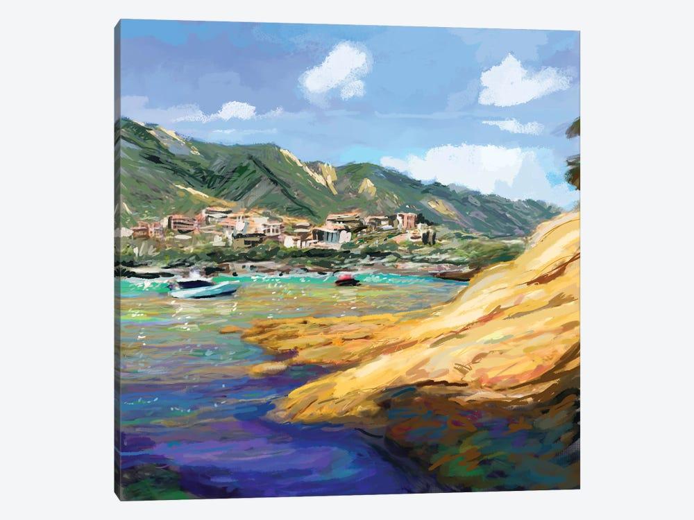 Seaside II by Rick Novak 1-piece Art Print