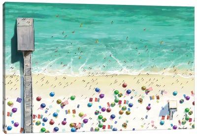 Beaches I Canvas Art Print