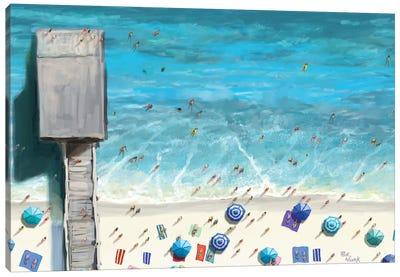 Beaches IV Canvas Art Print