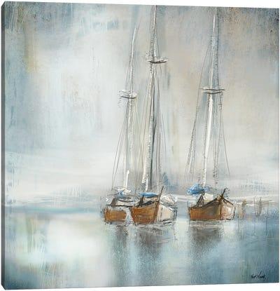 Boats II Canvas Art Print