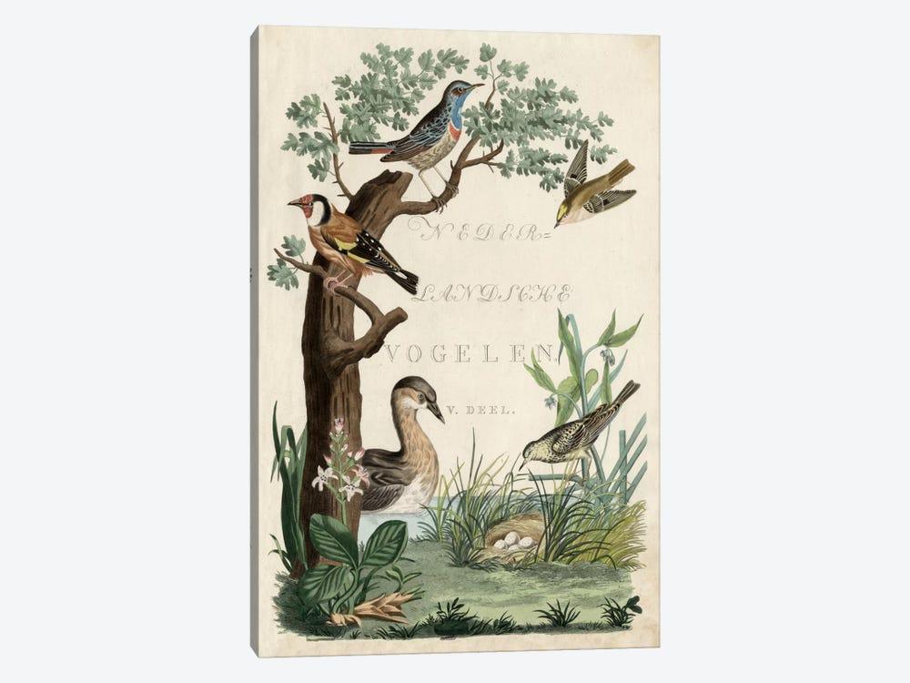Duck Sanctuary by Nozeman 1-piece Canvas Art Print