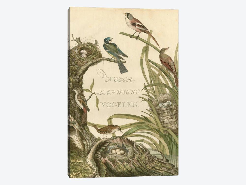 Sanctuary For Birds by Nozeman 1-piece Canvas Art Print
