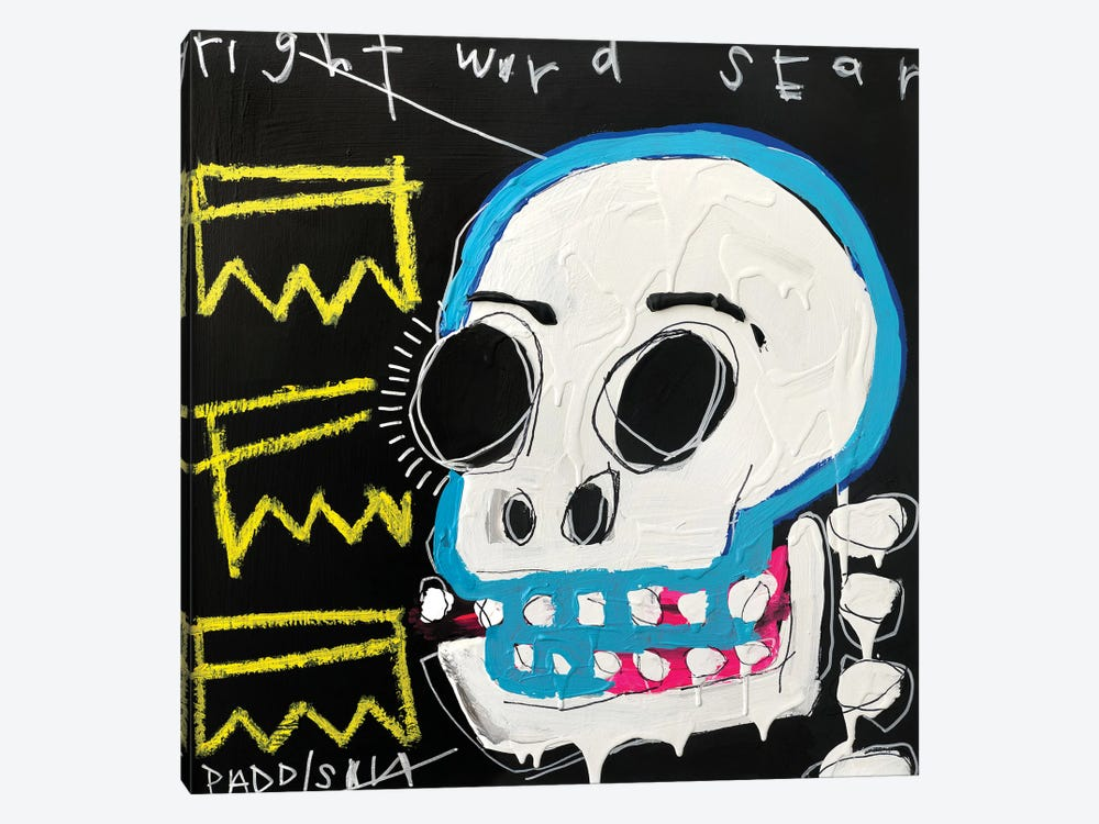 Right Word Sear by Nathan Paddison 1-piece Canvas Art