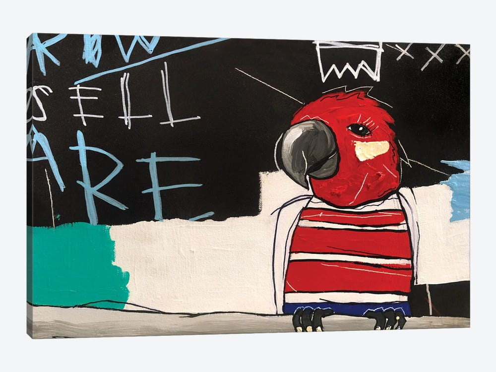 Row Sell Are by Nathan Paddison 1-piece Canvas Wall Art