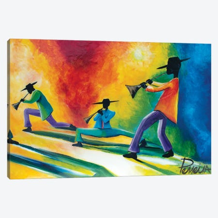 Limelight Canvas Print #NPE16} by Nigel Perreira Canvas Wall Art