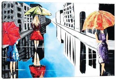 Promenade Canvas Art Print