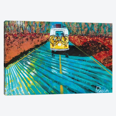 Road Trip Canvas Print #NPE22} by Nigel Perreira Canvas Wall Art