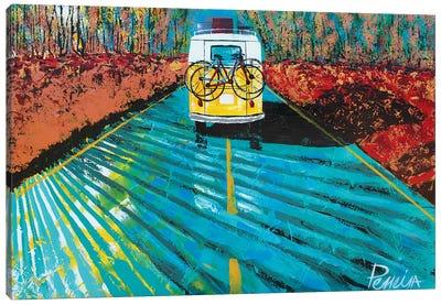 Road Trip Canvas Art Print