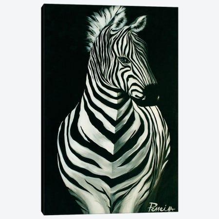 Stallion Canvas Print #NPE24} by Nigel Perreira Art Print
