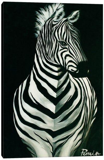 Stallion Canvas Art Print
