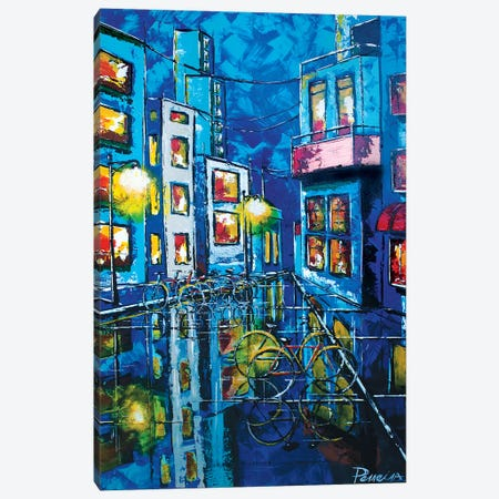 Streetscape Canvas Print #NPE26} by Nigel Perreira Canvas Print