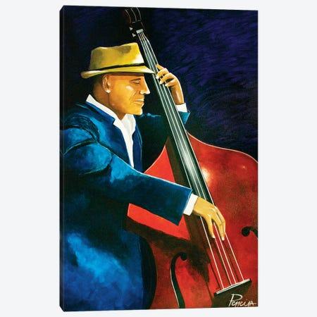 Strings Canvas Print #NPE27} by Nigel Perreira Art Print
