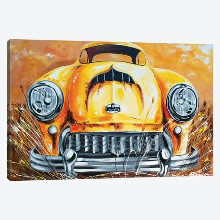 The Austin Canvas Print #NPE28} by Nigel Perreira Canvas Artwork