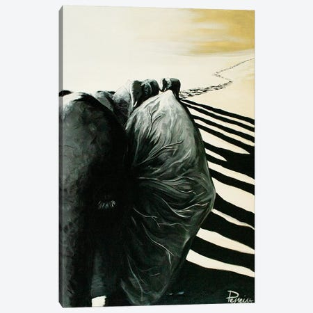 The Matriarch Canvas Print #NPE29} by Nigel Perreira Canvas Art