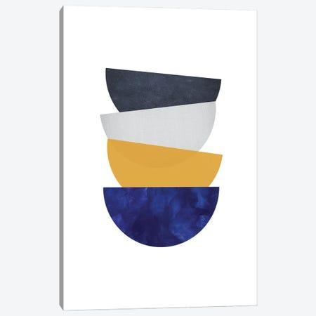 Abstract Art Balance Canvas Print #NPS118} by Nordic Print Studio Canvas Art