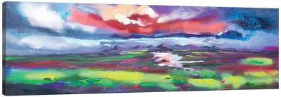 Twelve Peaks Canvas Art Print