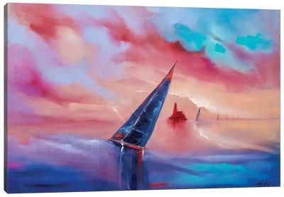 Fastnet Supermaxi Canvas Art Print