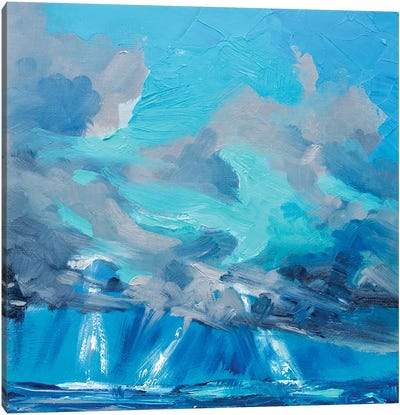 Storm Atiyah Canvas Art Print