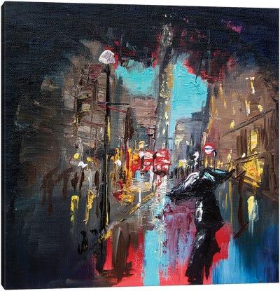 Sirens Canvas Art Print