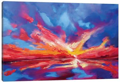 Moments Before Euphoria Canvas Art Print