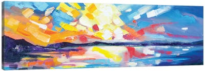 Buttermere Lake Canvas Art Print