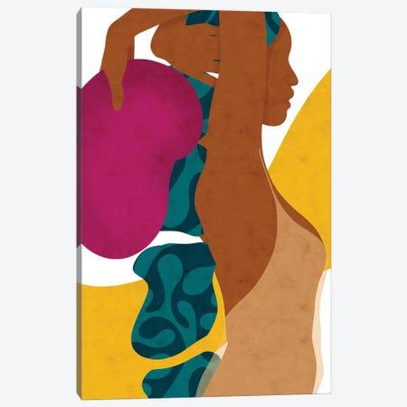 Lori Canvas Print #NRE103} by Reyna Noriega Canvas Art