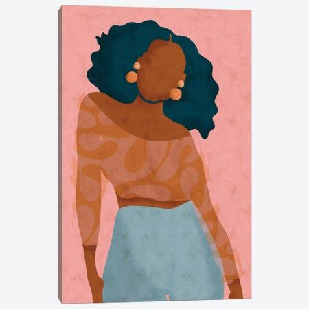 Mood Canvas Print #NRE104} by Reyna Noriega Canvas Print