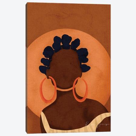 Mendiana Canvas Print #NRE113} by Reyna Noriega Art Print