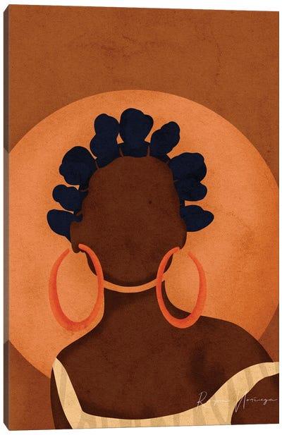 Mendiana Canvas Art Print