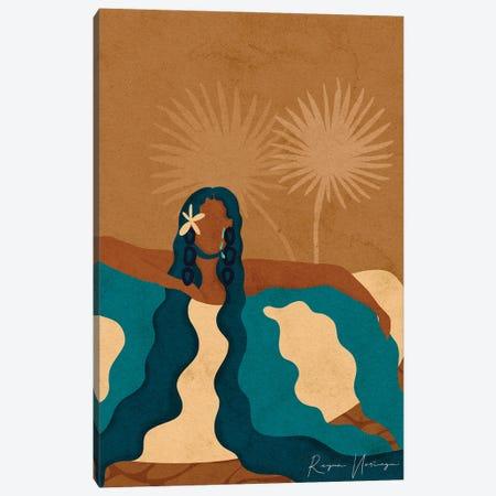 Overflow Canvas Print #NRE115} by Reyna Noriega Canvas Artwork