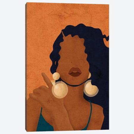 Genesis 3-Piece Canvas #NRE14} by Reyna Noriega Canvas Print